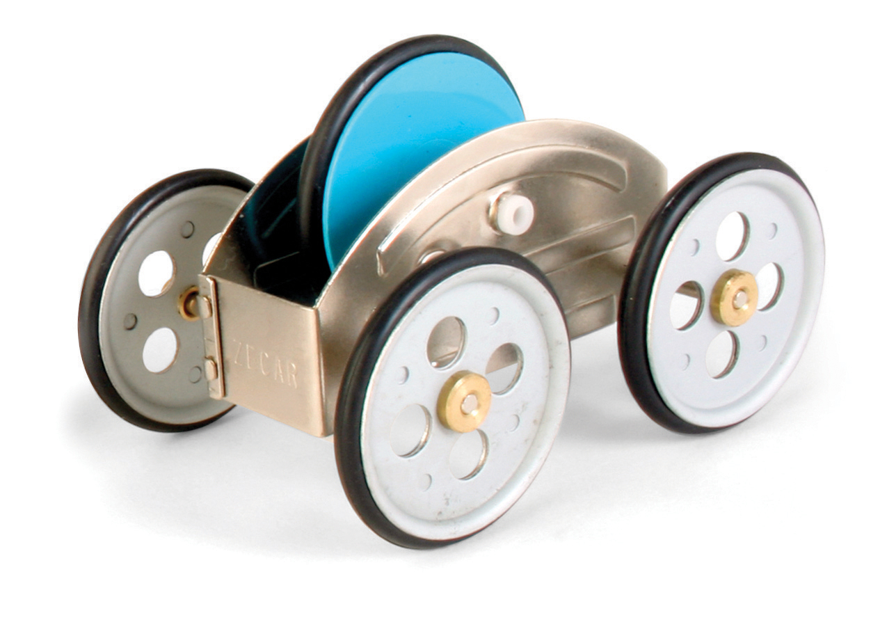 Zecar Flywheel Car wind up | alvaluz.com