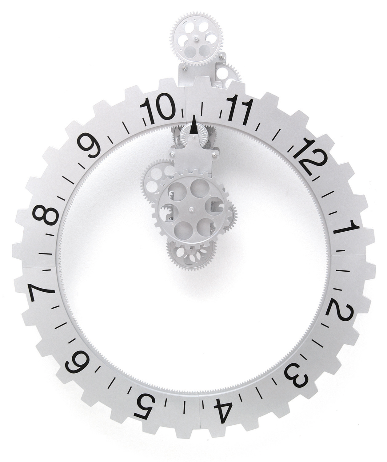 Big Wheel Hour Clock | alvaluz.com