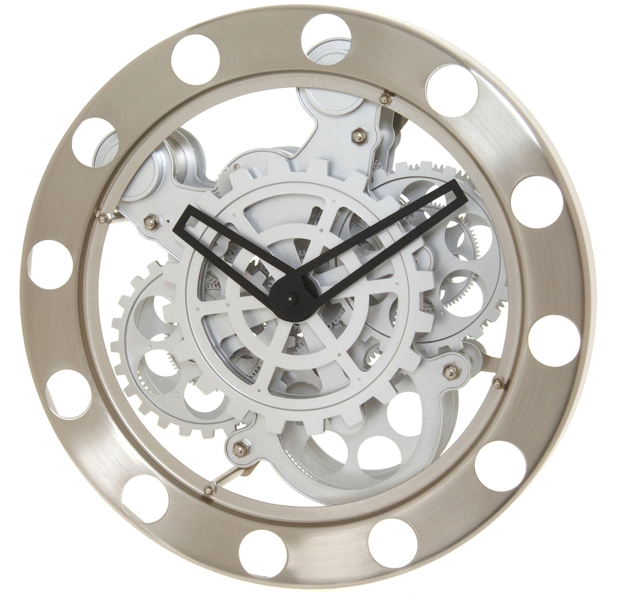 Wall Clock + Gears | alvaluz.com