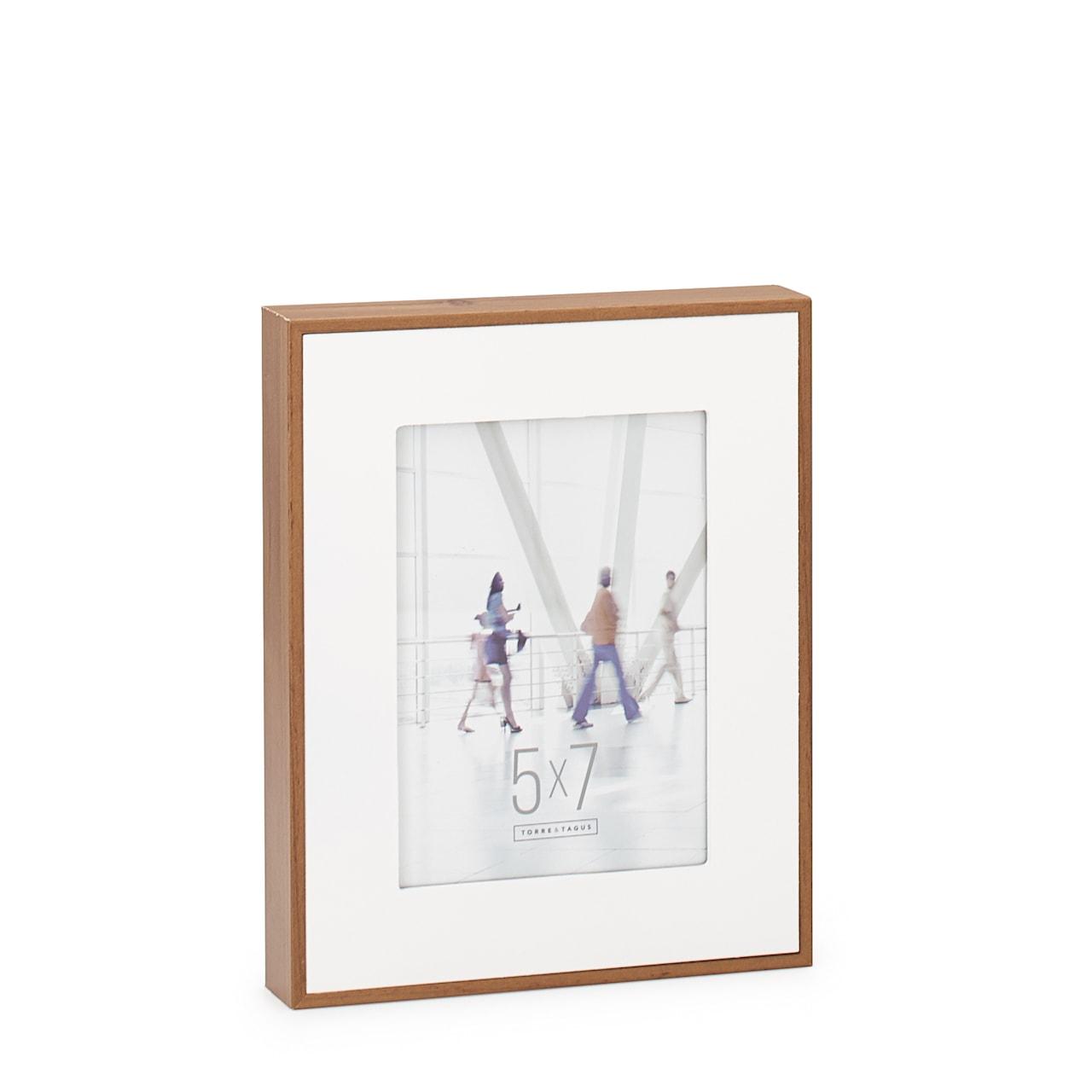 Boulevard Wood Veneer Matte Frames | alvaluz.com