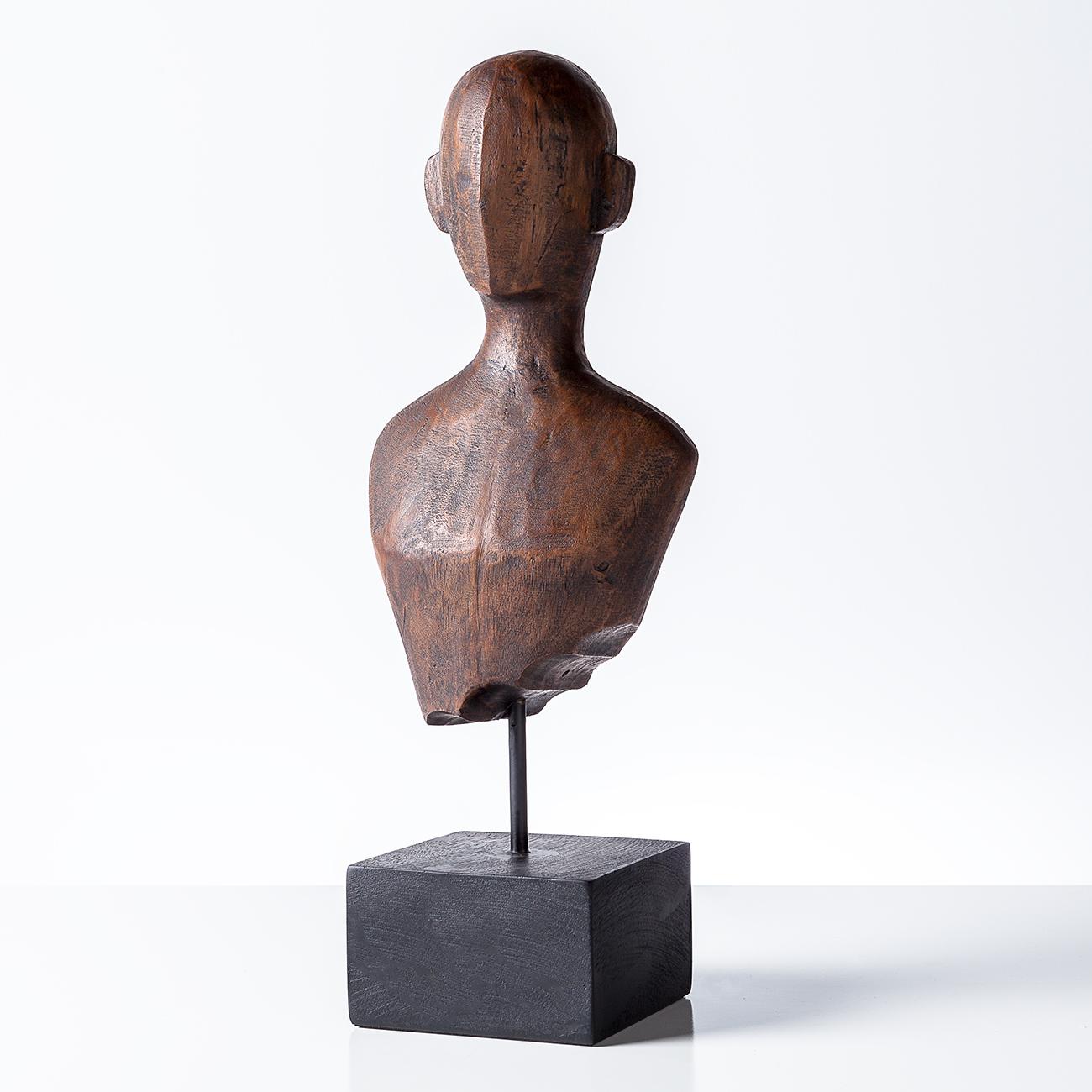 Noble Bust Sculpture | alvaluz.com