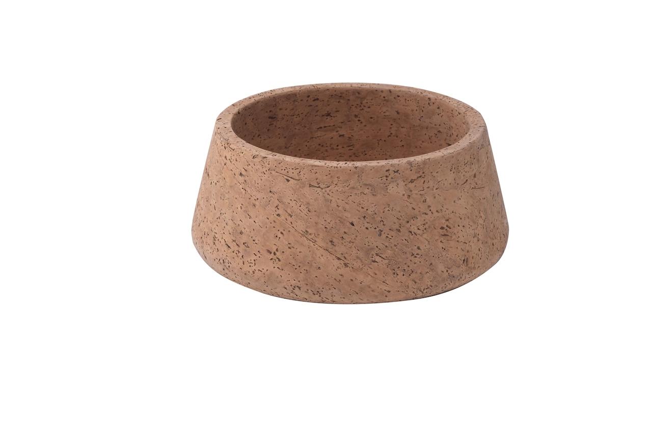 Cork Bowls decoración corcho guadalajara | alvaluz.com