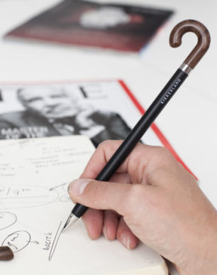 Pen Old And Wise (bolígrafos con forma de bastón) | alvaluz.com
