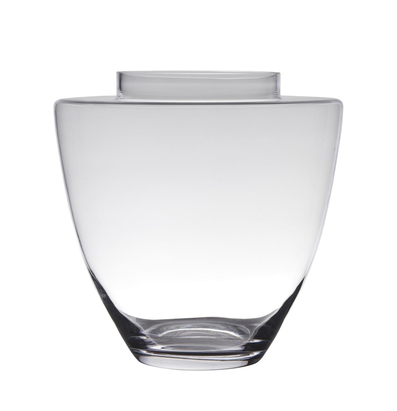 Manhattan Glass Vase Small | alvaluz.com