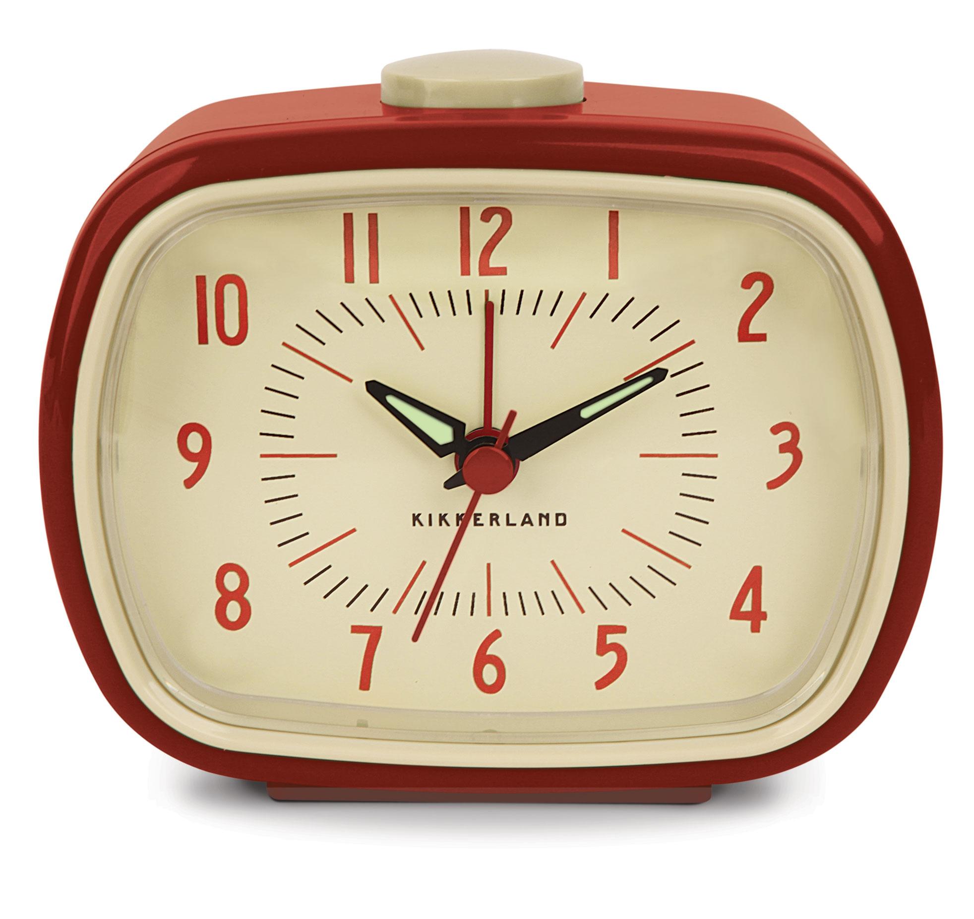 Retro Alarm Clock | alvaluz.com