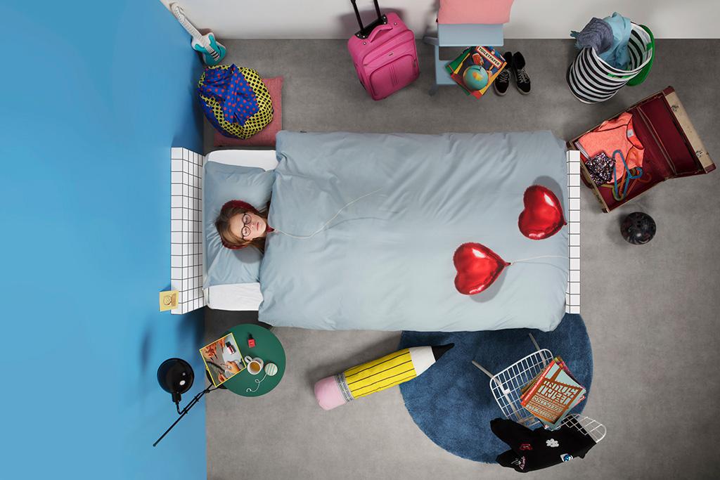 Airhead duvet cover | alvaluz.com