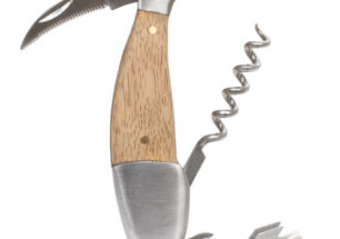 Lightwood Fish Corkscrew | alvaluz.com