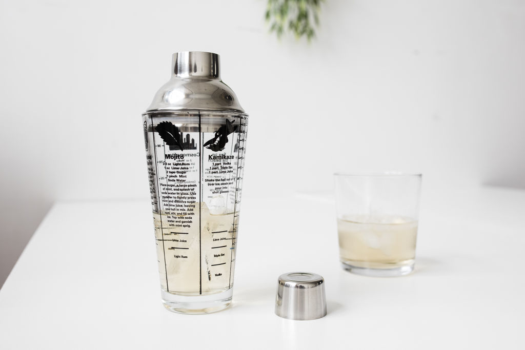 Mix Master Cocktail Shaker | alvaluz.com
