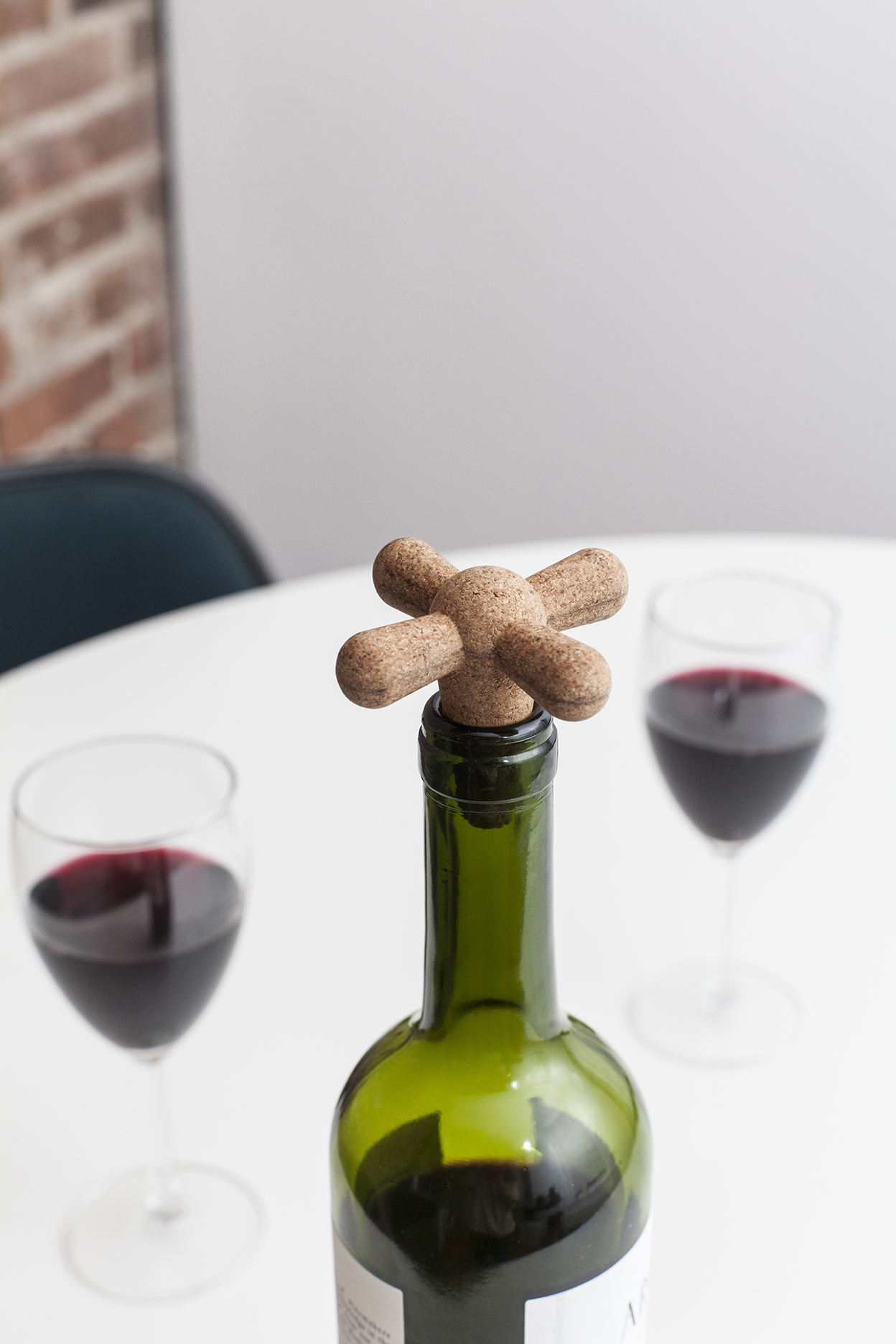 Cork Wine Stopper | alvaluz.com