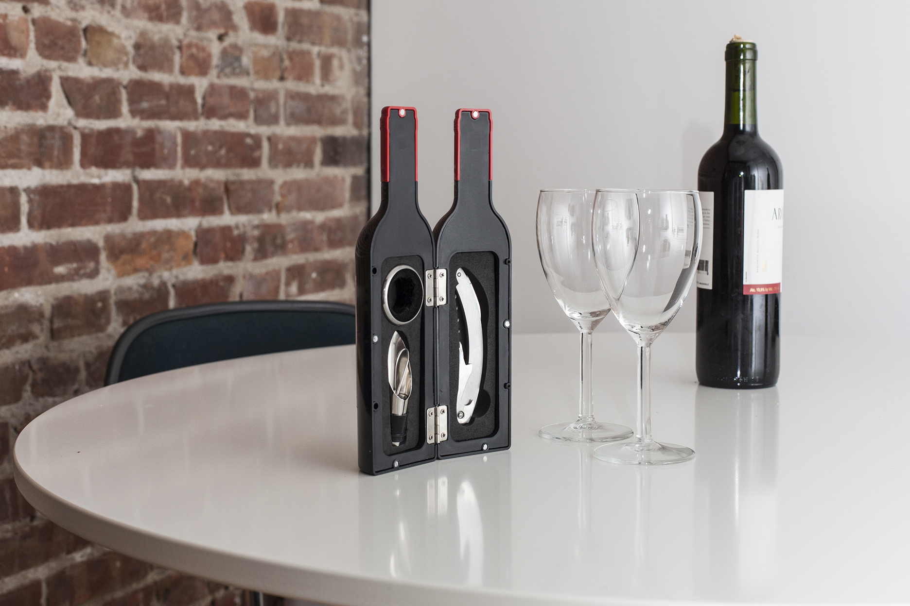 3 Piece Wine Kit | alvaluz.com