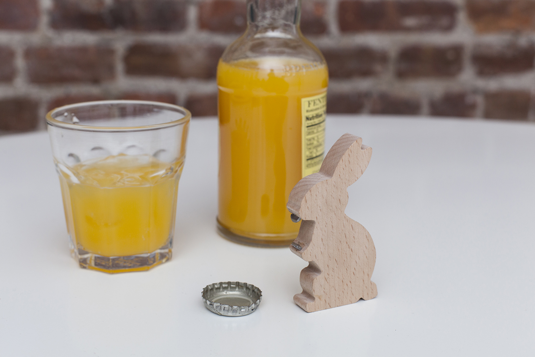 Bottle Opener Rabbit | alvaluz.com