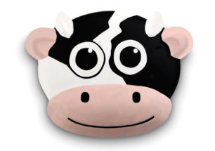 BC02 Bag Clip Talking Cow | alvaluz.com