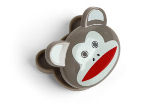 BC05MO Bag Clips Monkeys Set | alvaluz.com