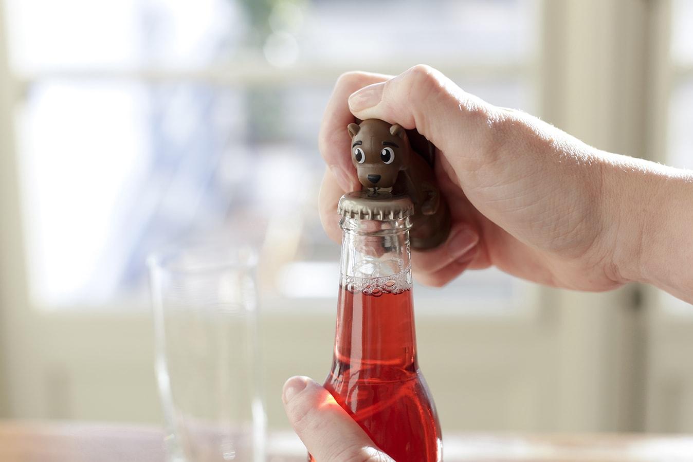 BO14 Beaver Bottle Opener | alvaluz.com