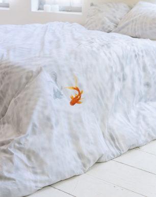 Bassie duvet cover | alvaluz.com