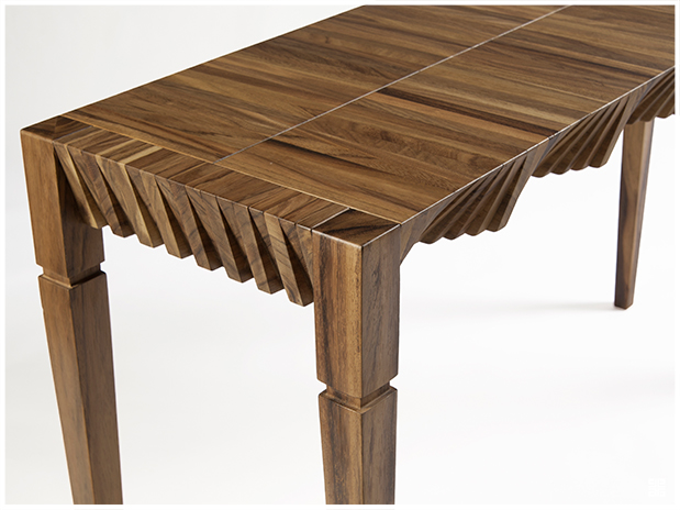 Cortina Table 3 by Sebastian Lara