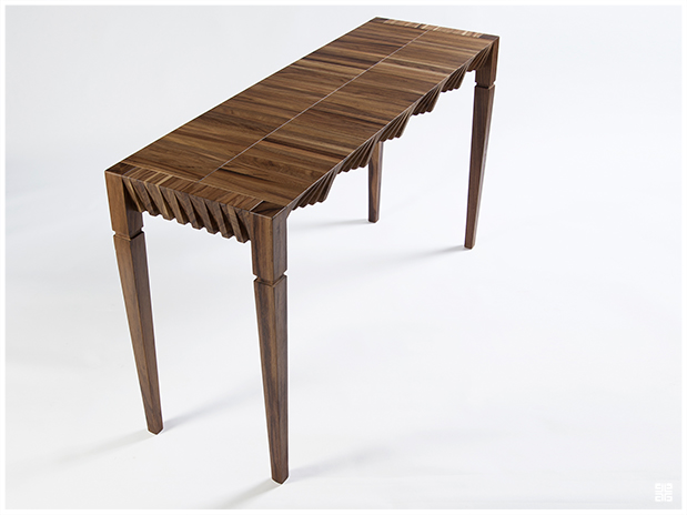Cortina Table 4 by Sebastian Lara