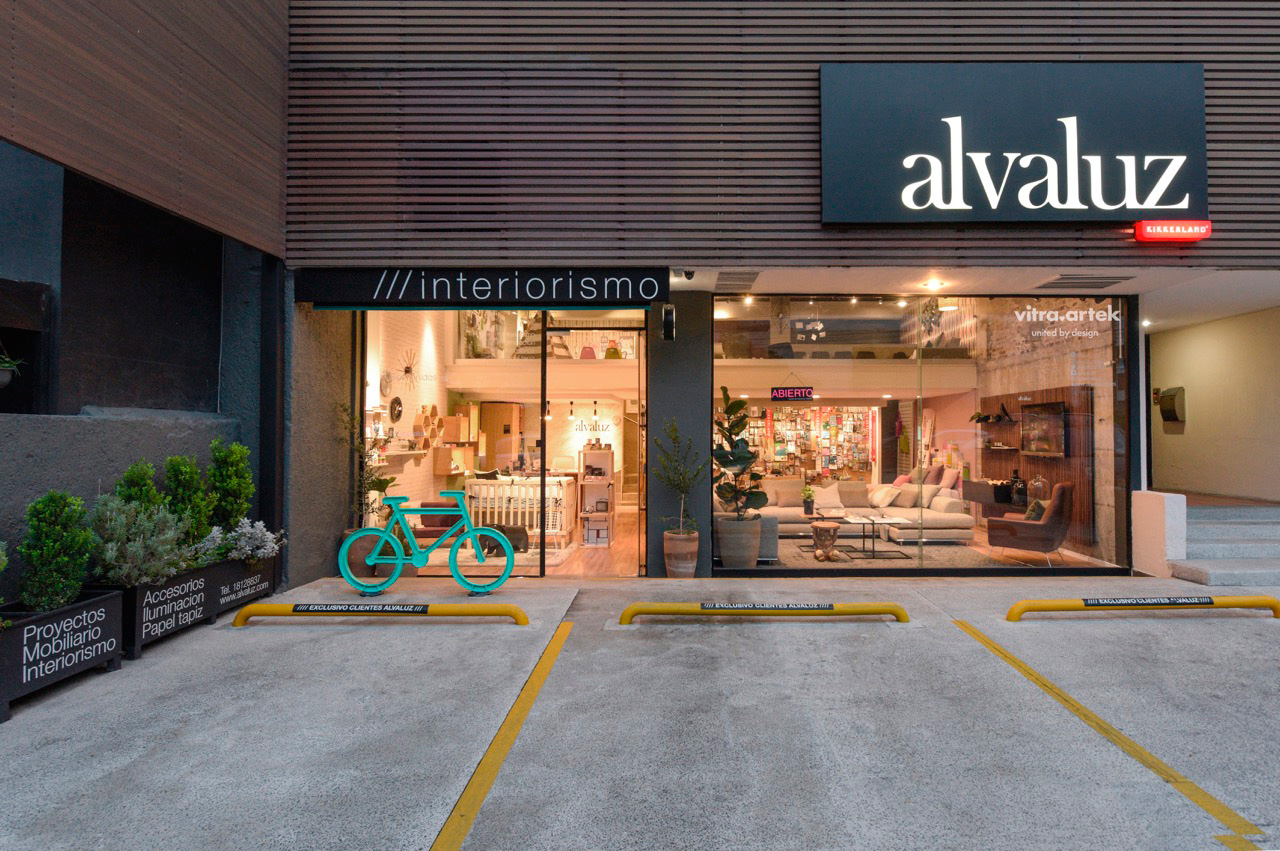 Showroom Alvaluz