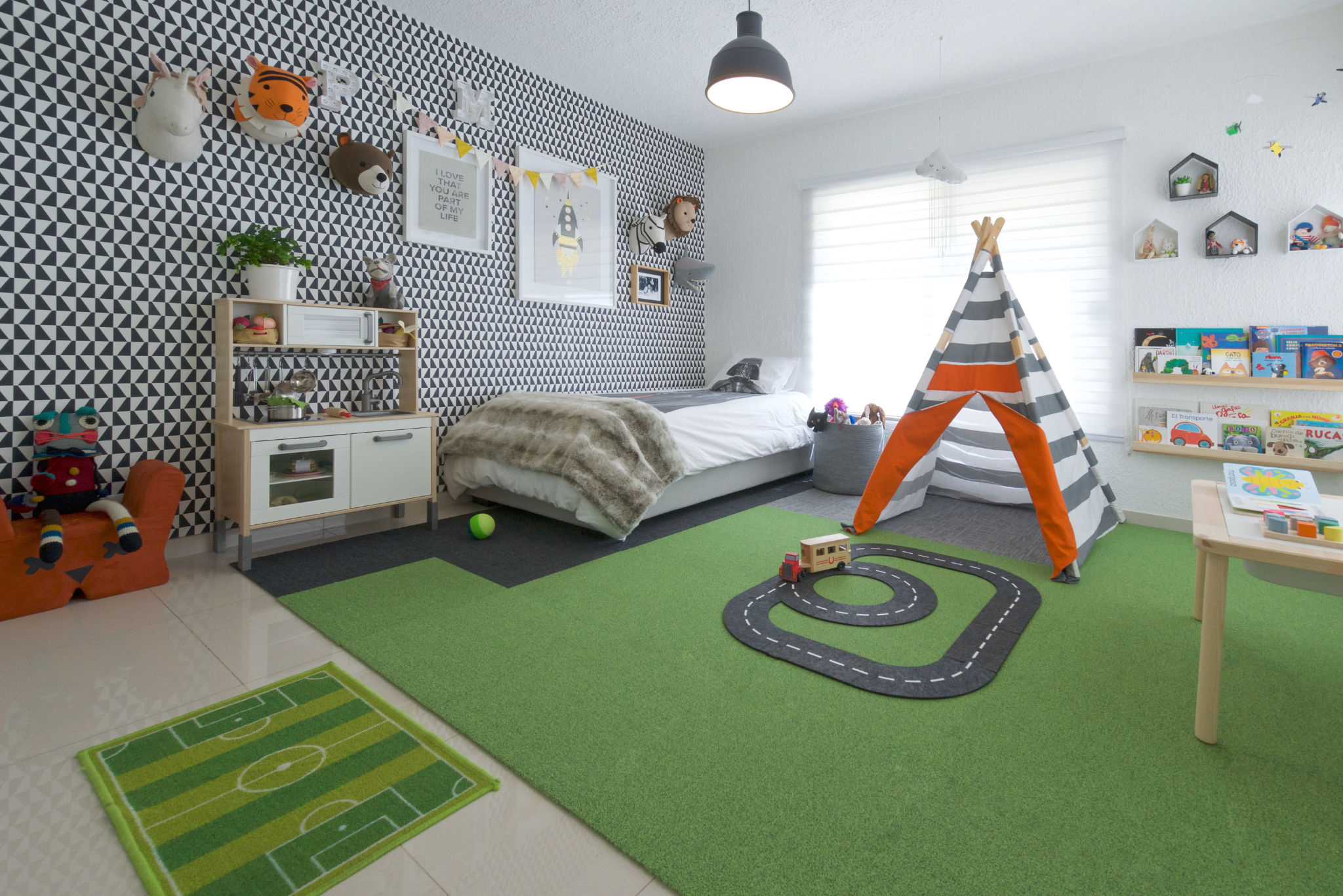 Habitación Infantil Alvaluz