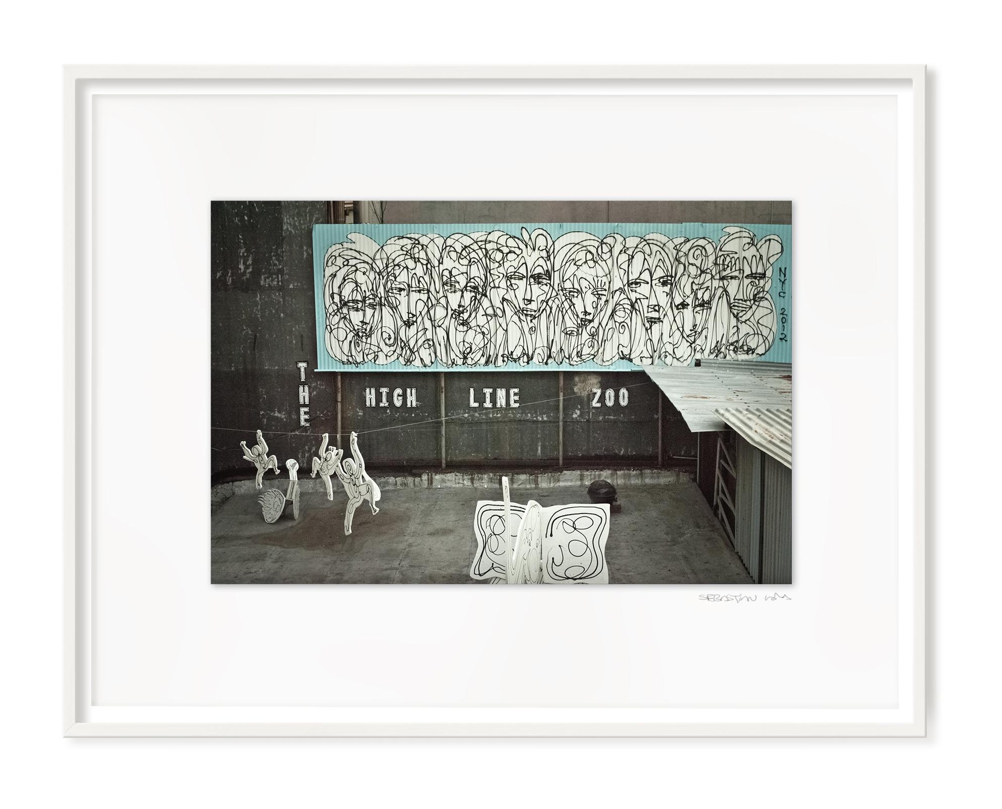 Highline por Sebastian Lara
