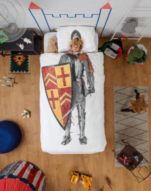 Knight duvet cover | alvaluz.com