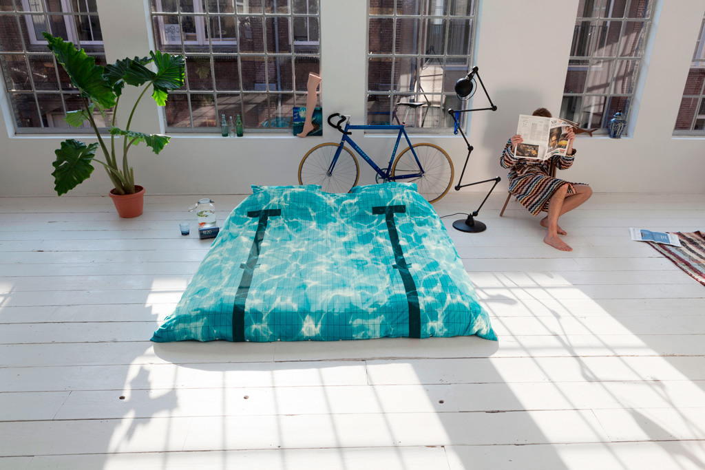 Pool duvet cover | alvaluz.com
