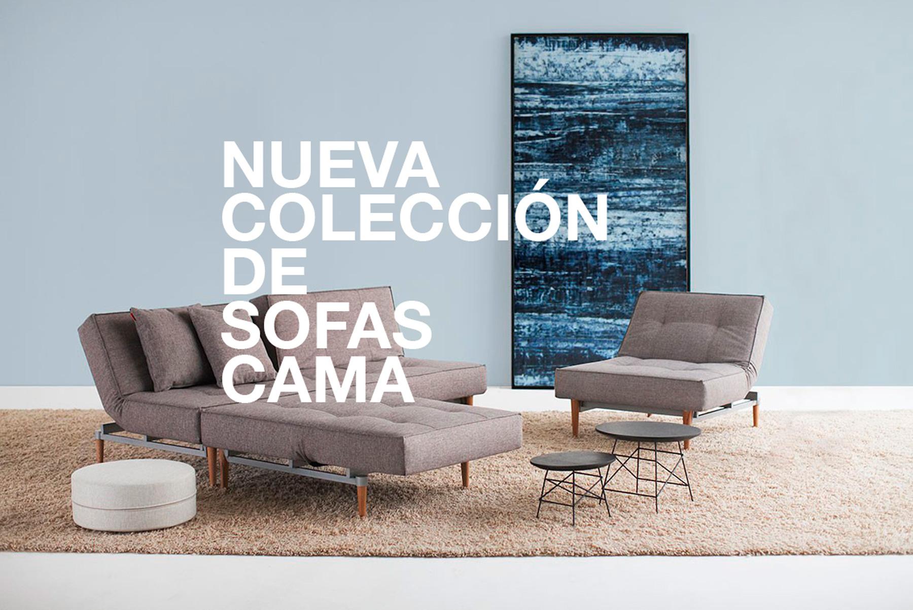 Nueva colección de sofás cama by Per Weiss | alvaluz.com