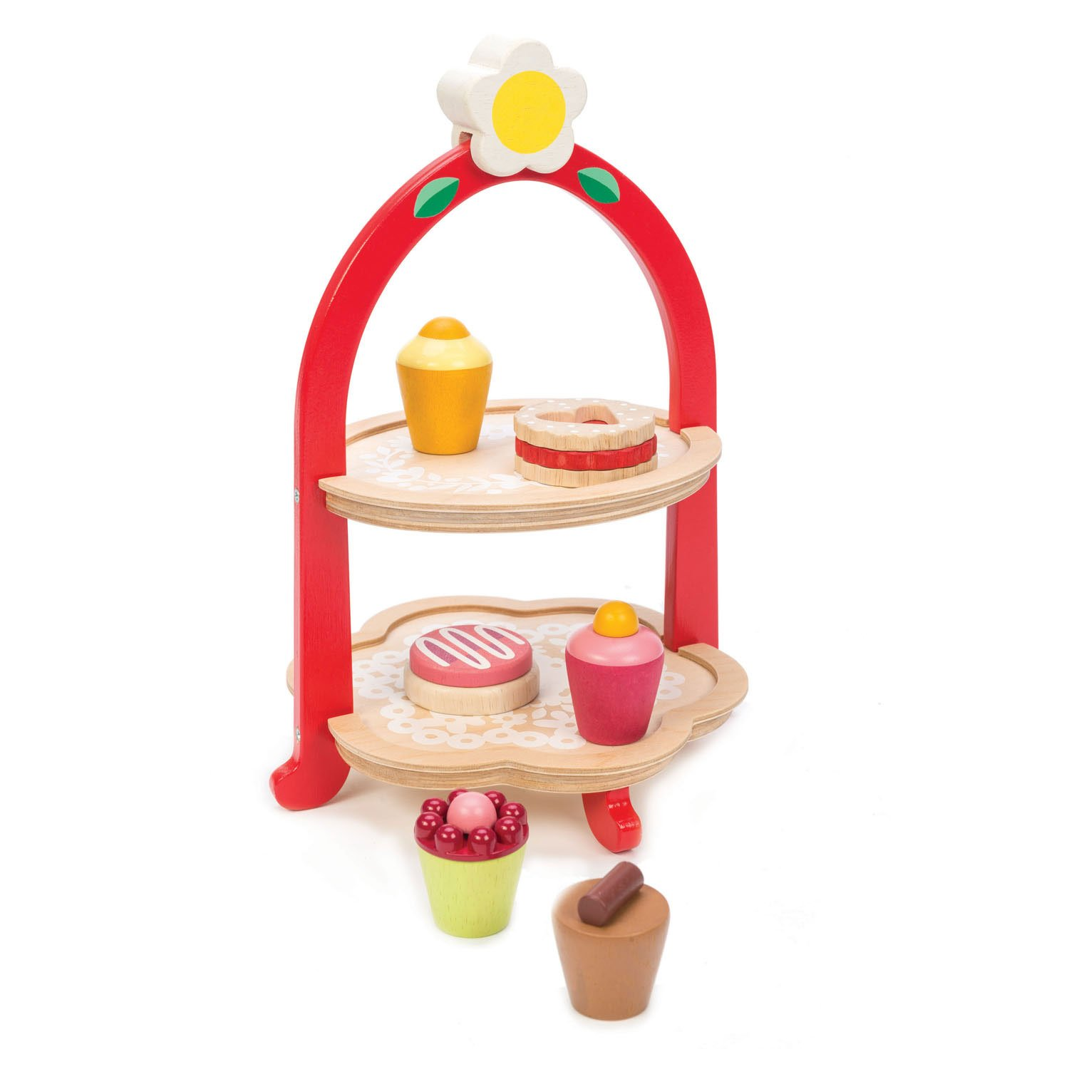 Afternoon Tea Stand | alvaluz.com