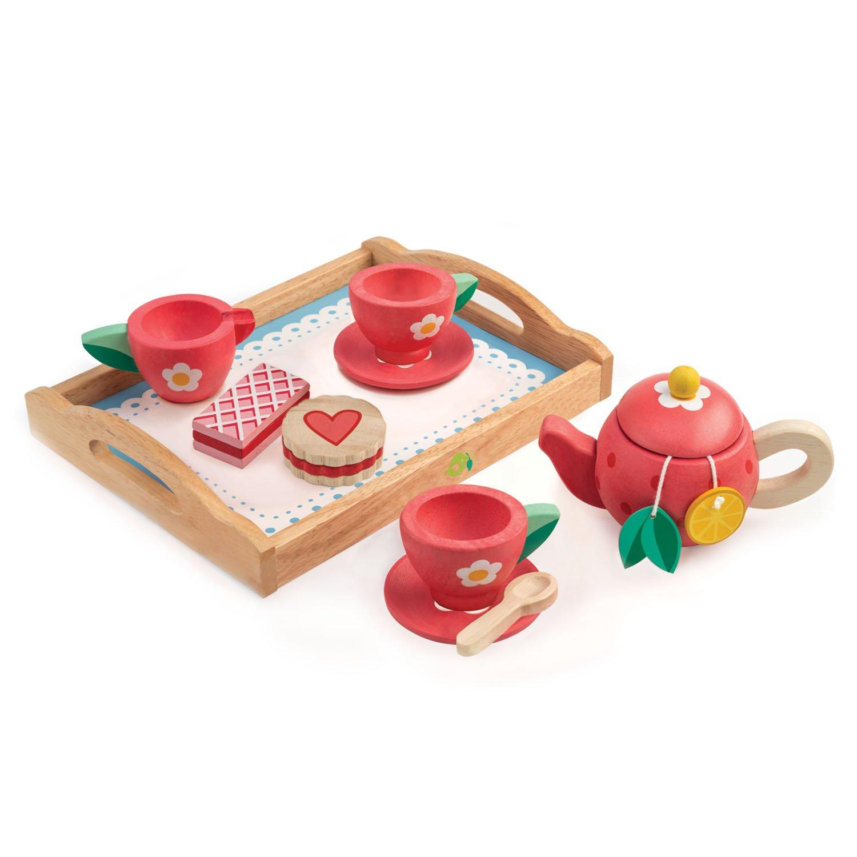 Tea Tray Set | alvaluz.com