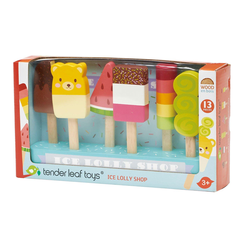 Ice Lolly Shop | alvaluz.com