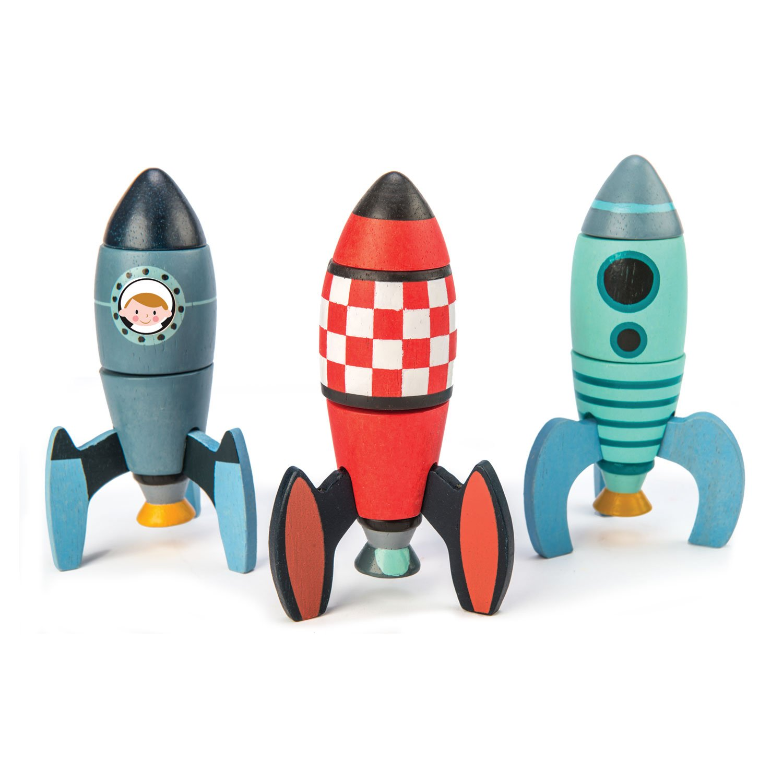 Rocket Construction | alvaluz.com