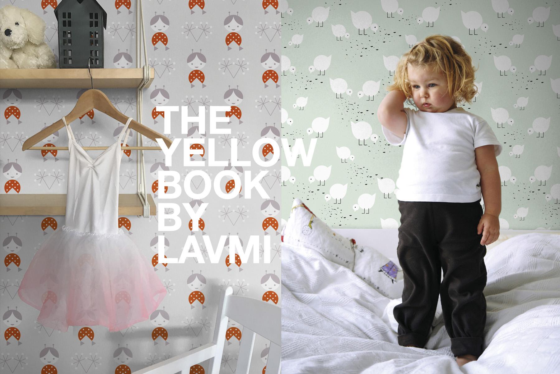 Yellow Book Slider