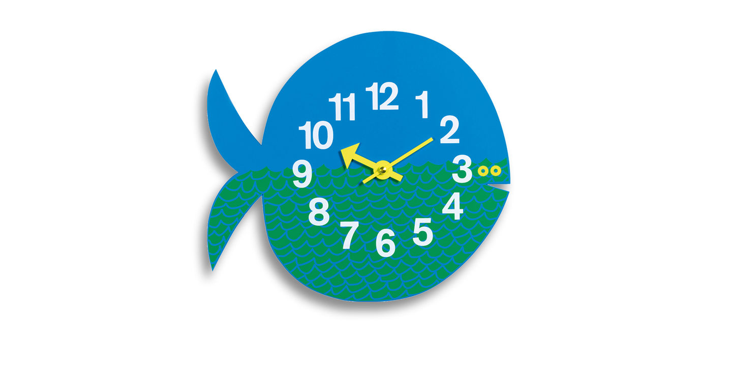 Zoo Timers - Fernando the Fish | alvaluz.com