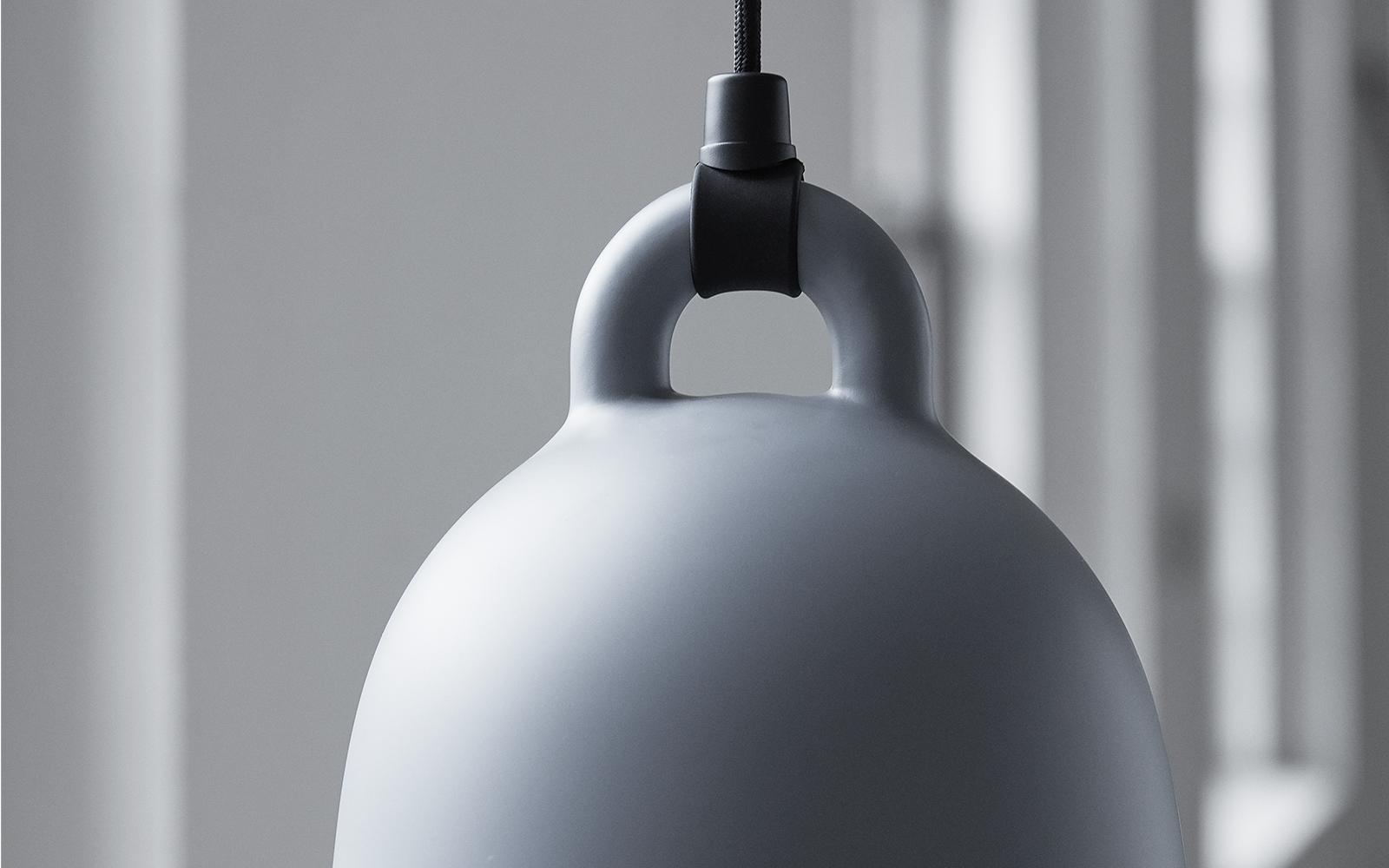 Bell Lamp Gray | alvaluz.com