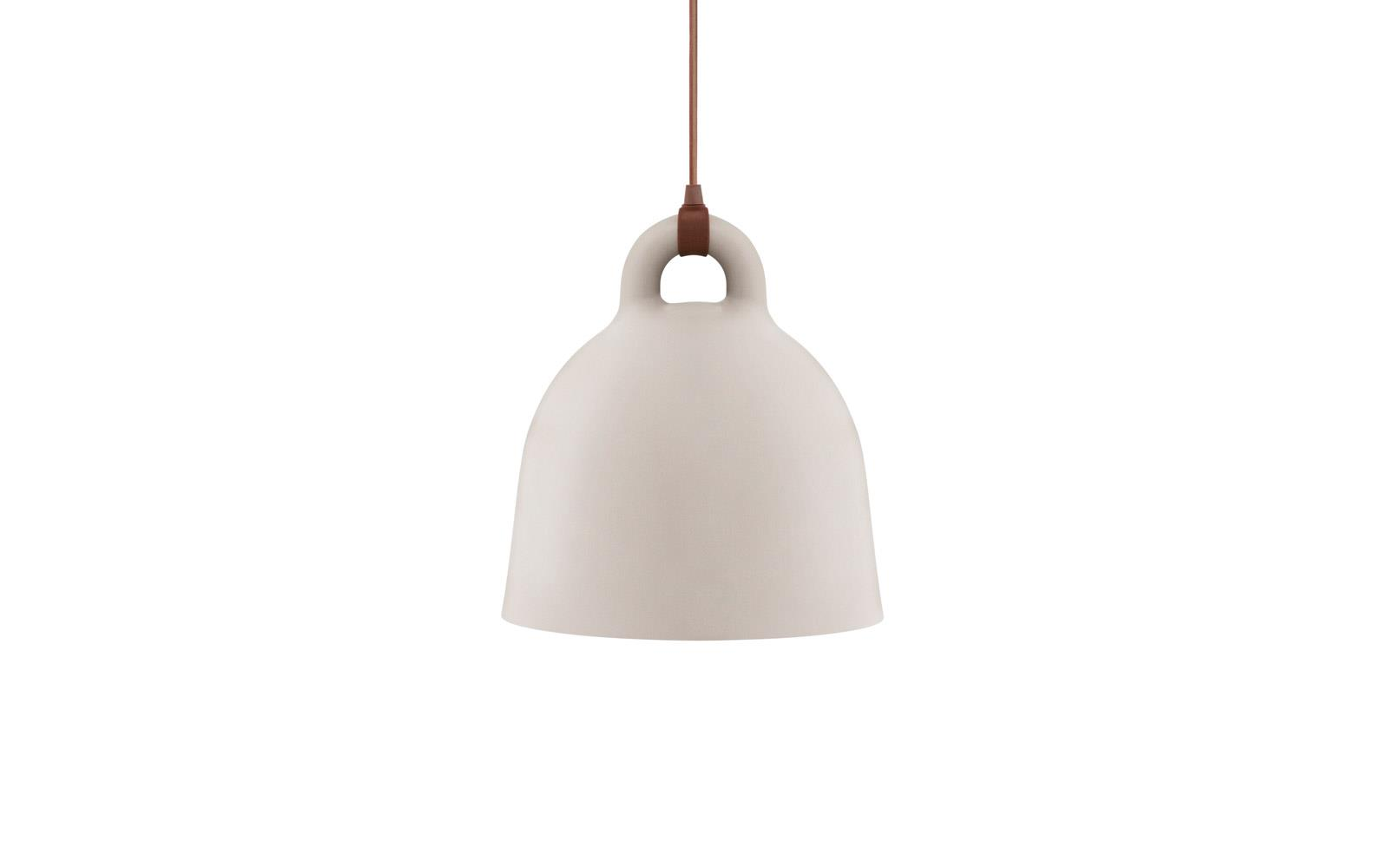Bell lamp sand   alvaluz.com