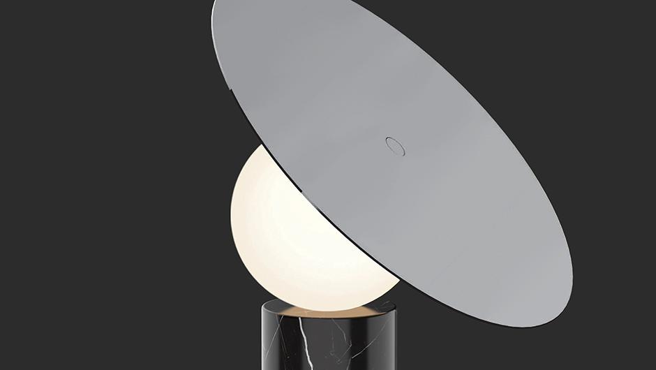 Bola Disc Table | alvaluz.com