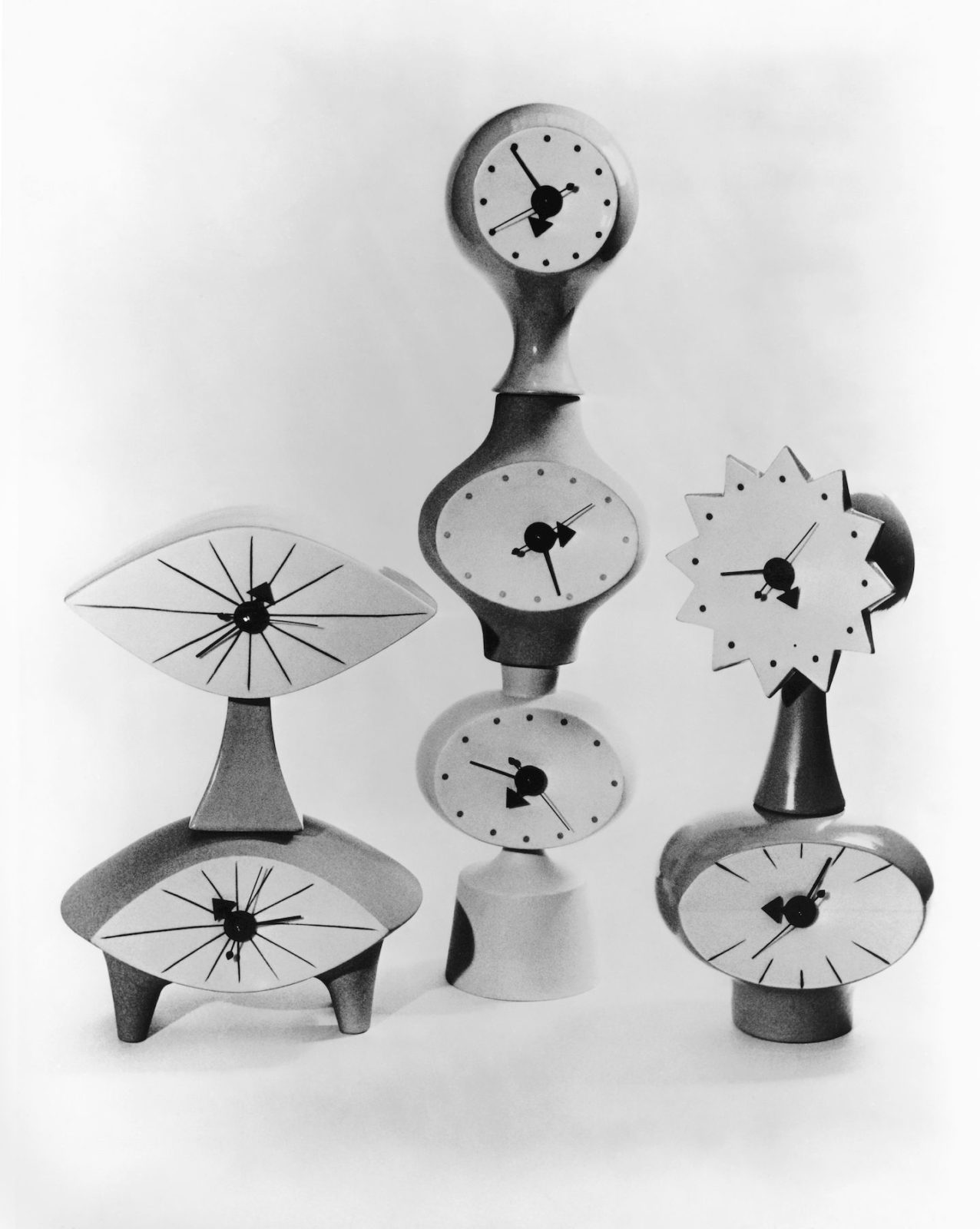 Ceramic Clocks, Model #3