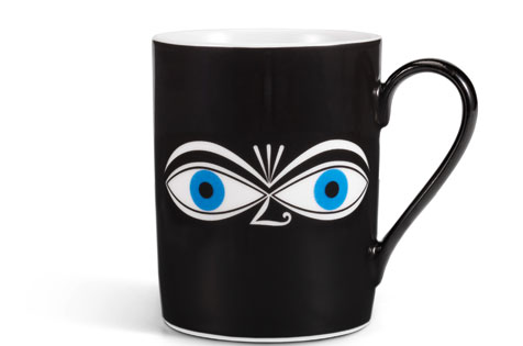 Eyes Coffee Mugs | alvaluz.com