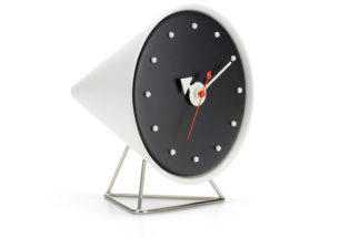 Desk Clocks - Cone Clock | alvaluz.com
