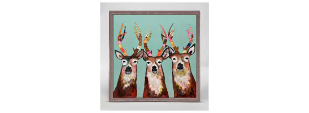 Designer deer | alvaluz.com
