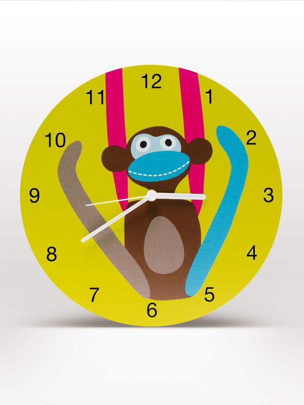 detske-hodiny-s-opickou-koko