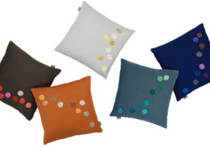 Dot pillows | alvaluz.com