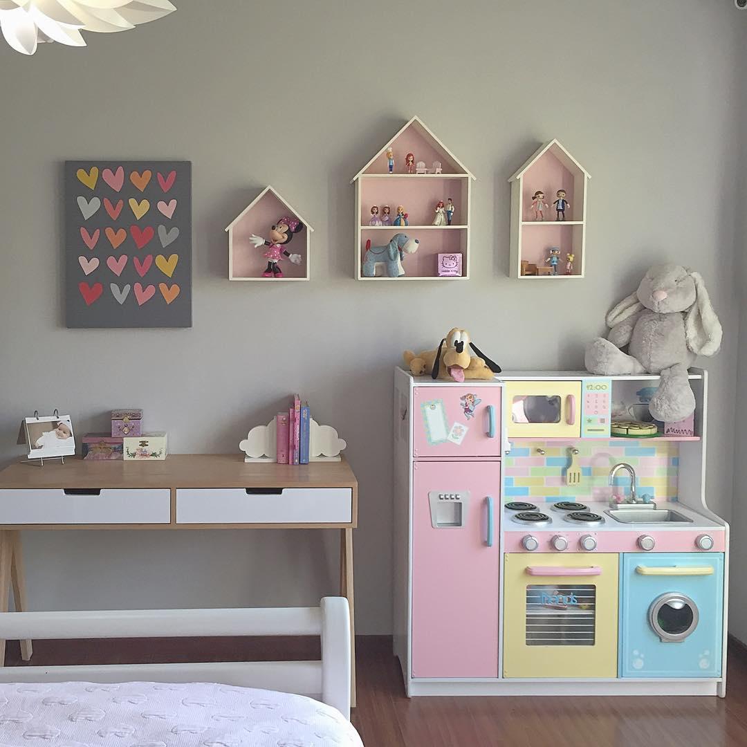 Habitaciones de niñas | alvaluz.com