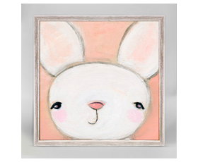 Hello Bunny (15x15cm) | Alvaluz.com