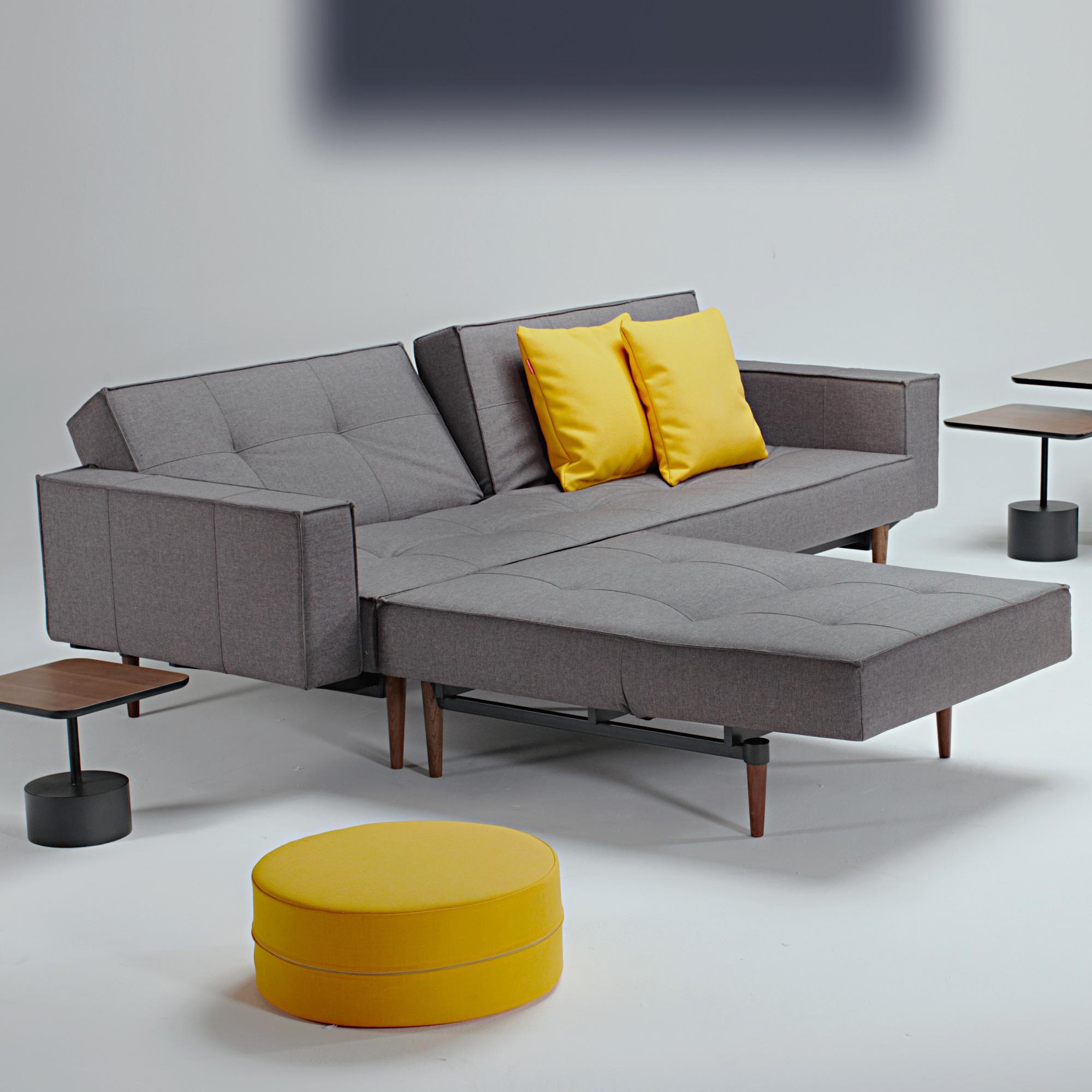 Innovation Sofas Frigga Sofa Bed In Velvet TheSofa