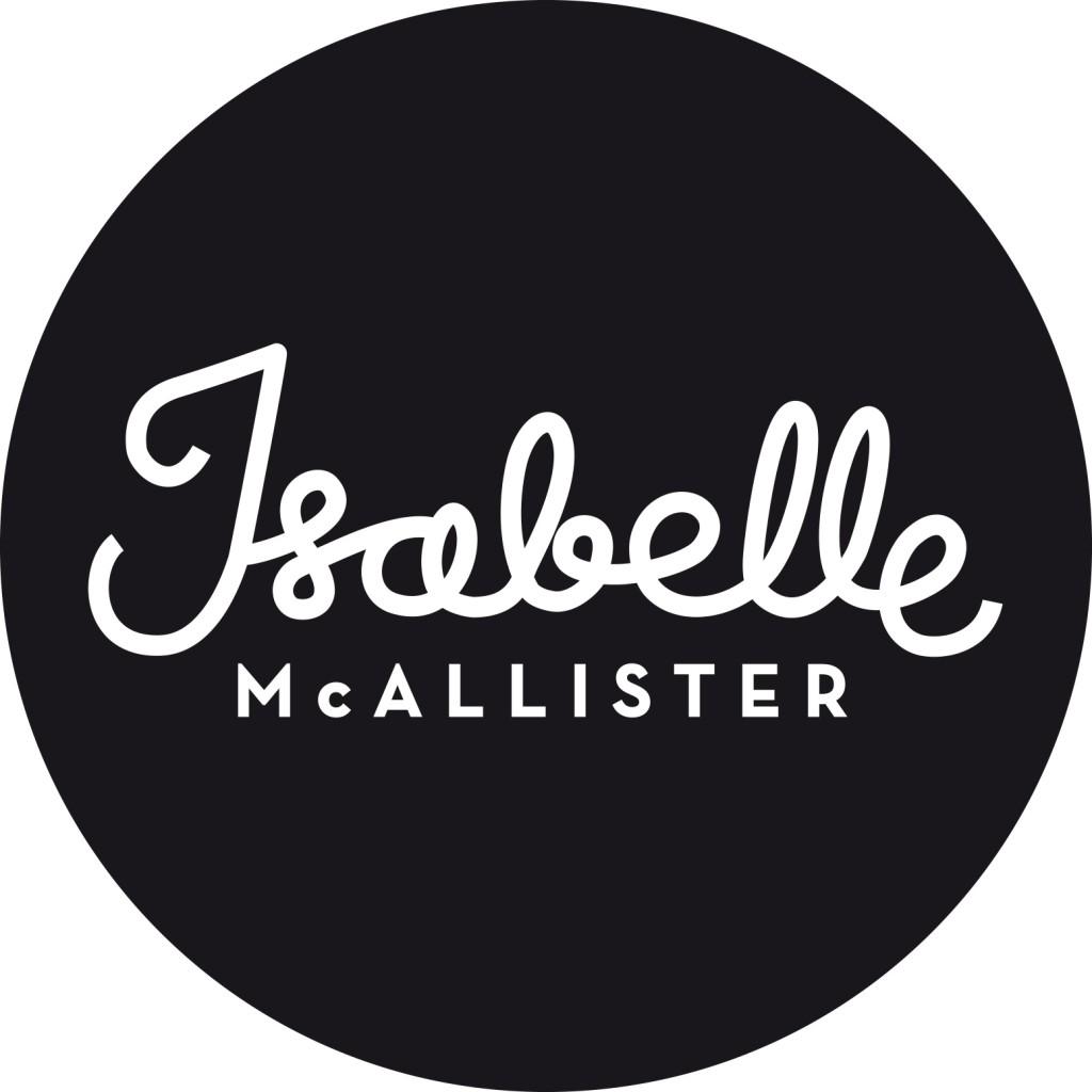isabelle_mcallister_logo_rund_svart