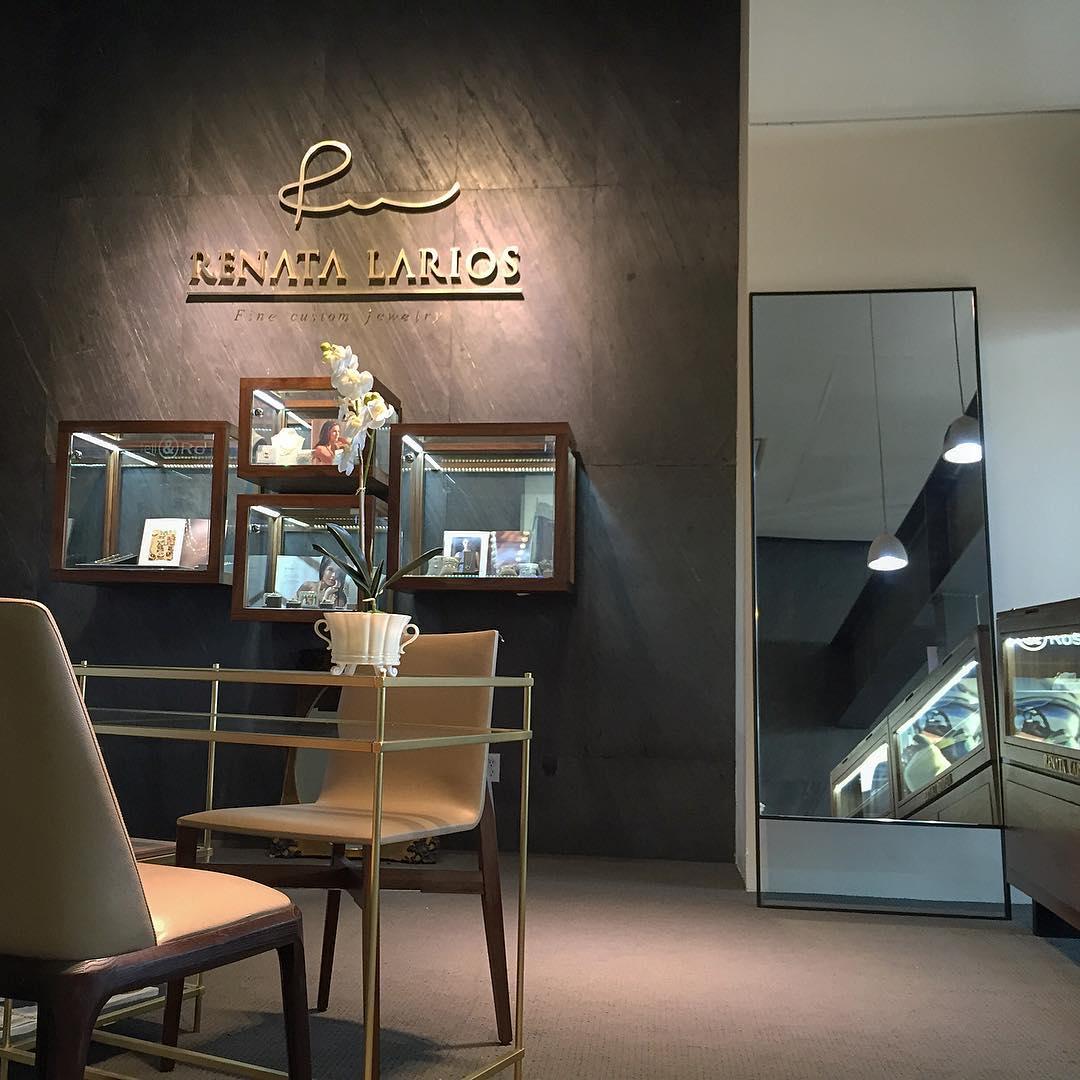 Diseño de Interiores en la joyería MACAME Renata Larios   alvaluz.com