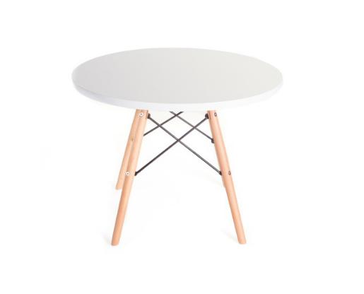 mesa holly blanca para niños | alvaluz.com