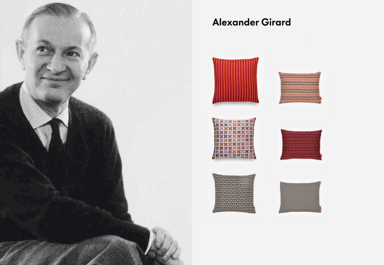 Minicheck Classic  Maharam Pillows | alvaluz.com