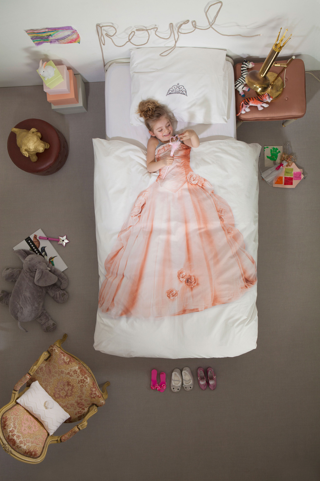 Princess duvet cover | alvaluz.com